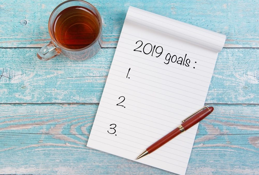 RedRock's 9th Annual New Year Goal Setting Session