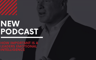 Episode # 6 – How Important is a Leader's Emotional Intelligence?